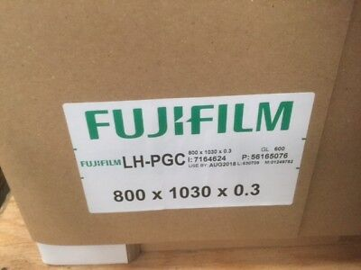 FUJIFILM LHPGC PLATES 800 X 1030 ST 0.30 SKID OF 600 - Best by Aug 2018 (NEW)