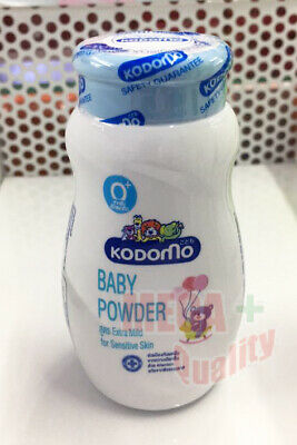 Kodomo Baby Powder Extra Mild 0+ Natural Extract For Sensitive Skin 50G