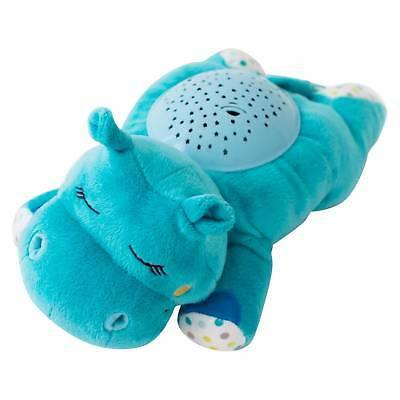 SwaddleMe® Slumber Buddies® DoZzing Hippo - Soother with Sounds and...