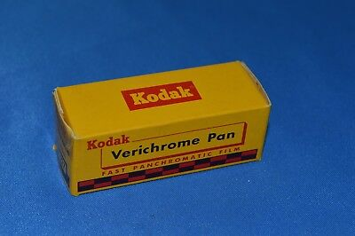 Kodak Verichrome Pan Film Vp 127 Vintage Film Sealed Exp. Jun. 1960  W