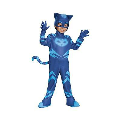 Boys' Catboy Deluxe Toddler Costume 4-6