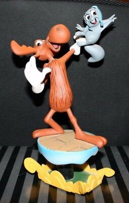 Rocky and Bullwinkle Figure 101 of 500 (out of box) DAMAGED SEE PHOTOS