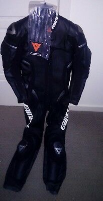 Dainese Victoria 1 Piece Lady Leather suit size 40