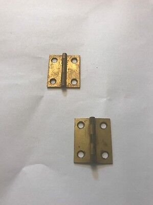 Antique Brass Hinges