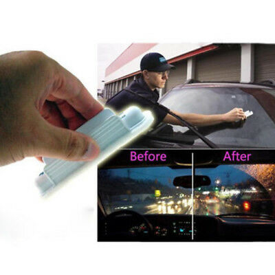Fashion Applicator Windshield Glass Treatment Water Rain Repellent Repels Hot