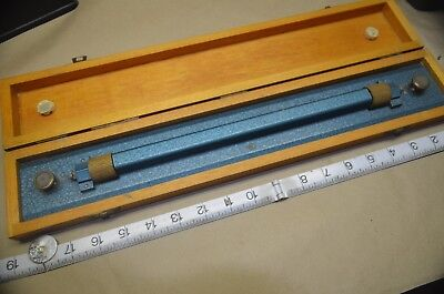 Vintage Parallel Rolling Rule, Collectable Instrument