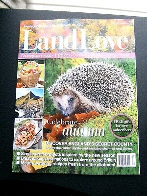 Landlove Magazine September Issue 2017 (new)