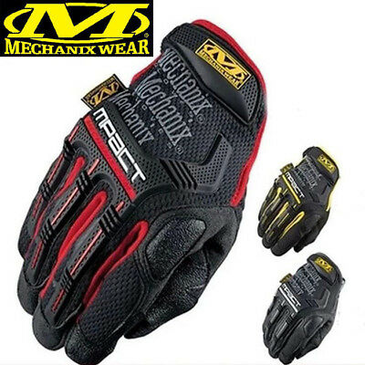 Mechanix M-PACT Tactical Gloves Military Bike Sport Paintball Army Mechanic NEW
