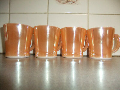 Vintage Fire King Cups
