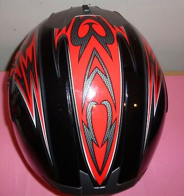 RJays Apex Road Bike Motorcycle Helmet AS/NZS 1698, vgc, p/up NSW 2131 or post