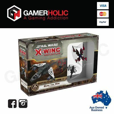 Star Wars X-Wing Guns for Hire Brand New PREORDER