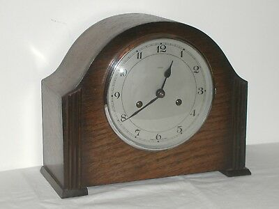 Mantel Pendulum Clock, by Enfield, C 1940's – early 50's, ABSOLUTELY MINT
