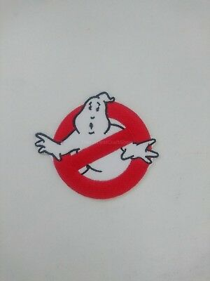Ghostbusters, Sew/Iron on Patch, Jacket, Bag, Clothing, Film