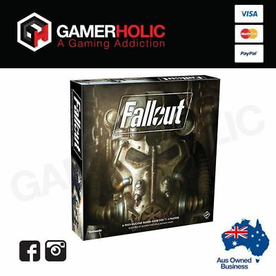 Fallout Board Game by Fantasy Flight Games Brand New
