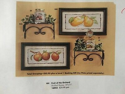 Home Interiors and Gifts / Fruit of the Orchard / 2 Painting