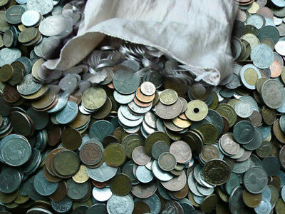 5 lbs of Mixed World / Foreign Coins...Travel the World with this Coin Selection