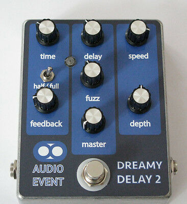 NEW : AUDIO EVENT - DREAMY DELAY 2  (based on Death by Audio Echo Dream 2 clone)