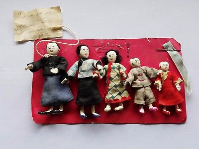 Shaohsing Dolls: Chekiang Proviance