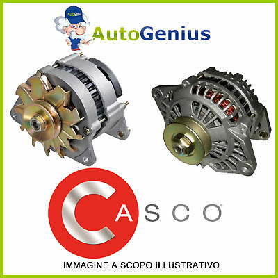 ALTERNATORE LAND ROVER DEFENDER Cabrio 2.5 Td5 4x4 NUOVO 1998> CASCO 40121AS