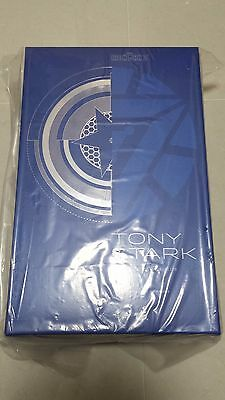 Hot Toys MMS 273 Iron Man 2 Tony Stark with Arc Reactor Creation Accessories NEW
