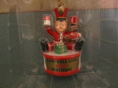 Campbell's Soup Kid ornament 100th Birthday