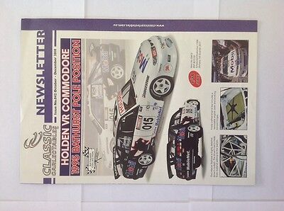 Classic Carlectables Newsletter Catalogue # 042 040 + Extras Holden EH Ford GT