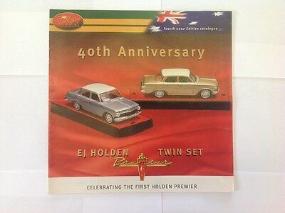 Trax Catalogue Fourth Edition 2002 - Holden, Ford, Valiant, Chrysler Model Cars