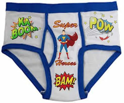 Fun Underoos (Funderoos) available in Adult & Kids sizes