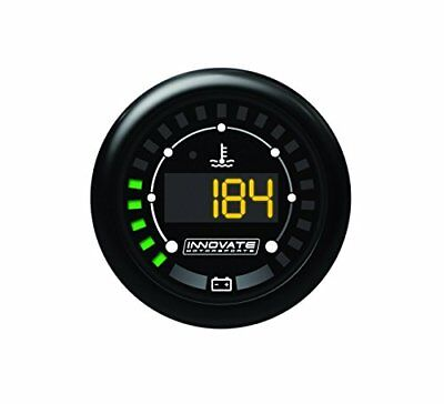 Innovate 3853 MTX D: Digital, Water temperature e Battery Voltage Gauge Kit