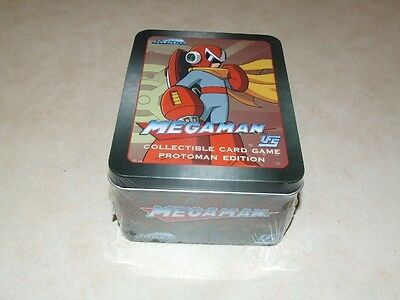 Jasco Magaman UFS Collectible Card Game - Protoman Edition - New