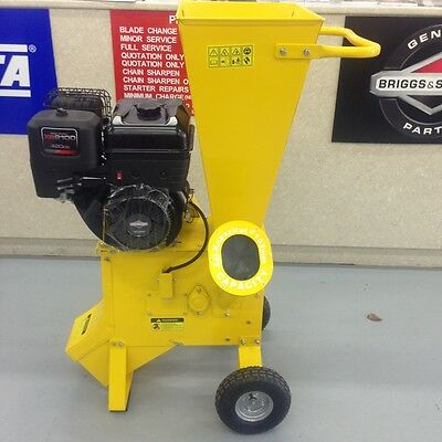 Greatbull Chipper Shredder Briggs and Stratton 13hp Engine GBD601C