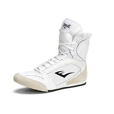 Mens Everlast Hurricane Hi Sneakers/boots/boxing Shoes/mma Training/sparring