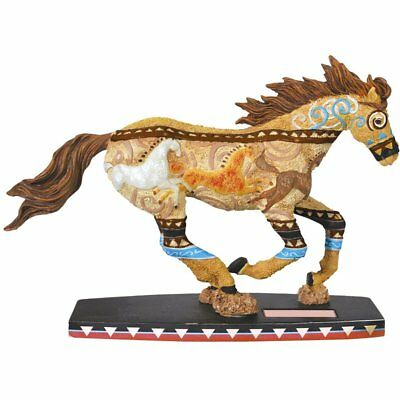 Westland Giftware Horse of a Different Color Resin Figurine, 6.75-Inch, Run Thor