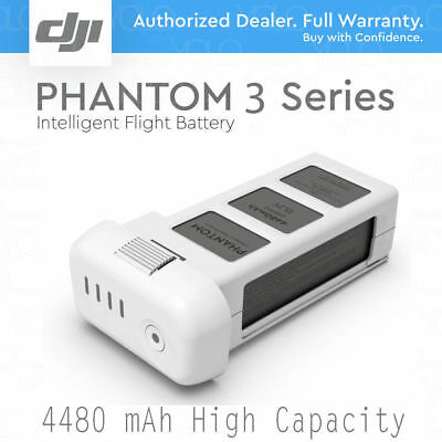 Genuine 15.2V 4480mAh Battery Pack DJI Phantom 3 Professional Advanced Standard
