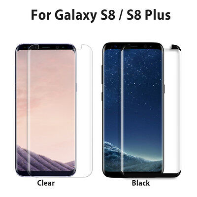 Galaxy S8 S8 Plus Friendly tempered Glass Screen Protector for Samsung