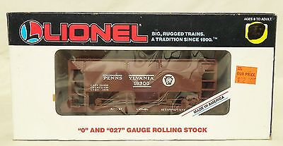 Lionel #6-19300 Pennsylvania Tuscan Ore Car-New In Box!
