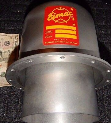 Eimac Power Tube Cooler Assembly Sk-2050 Sk 2050 * Nos Stainless Steel Usa * New