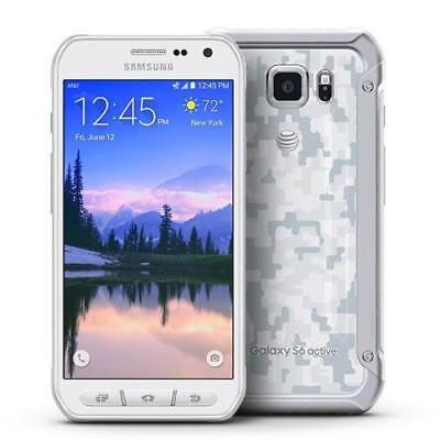 Samsung Galaxy S6 Active SM-G890A   AT&T Unlocked   32GB GSM Smartphone 9/10 US