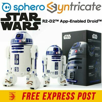 SPHERO STAR WARS R2-D2™ APP-ENABLED DRIOD™ TOY FOR iPHONE /SMART PHONE / TABLETS