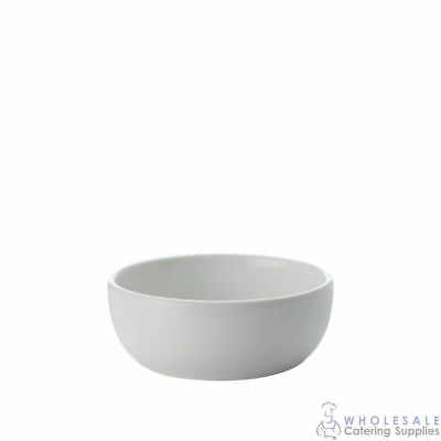 96x Chilli Bowl 9x3.5cm Maxwell & Williams White Basics Small Condiment Dish NEW