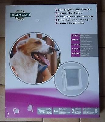 Porte Staywell à 2 positions PETSAFE pour grand chien
