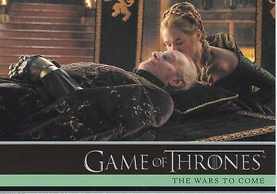 Game of Thrones Season 5 Trading Card Set (100 Cards) + Promo P1