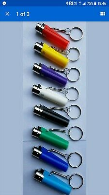 Clipper lighter keyrings / mini clipper keyring  gift