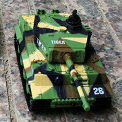 360° Omni-directional German Tiger RC Remote Radio Control Battle Tank Vehicles