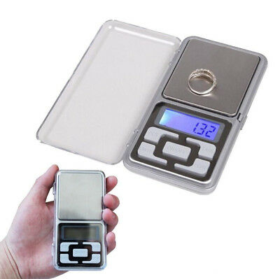 500g x 0.01g Mini Professional Digital Precision Weight Pocket Lab Kitchen Scale