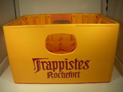 Rochefort Trappist Brewery beer crate / beer case in excellent condition