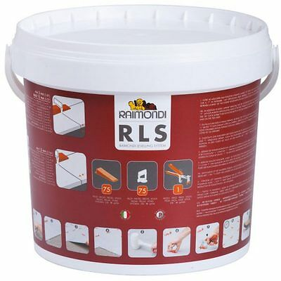 Raimondi Tile Leveling System Trial Kits 3D & Std