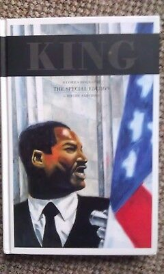 KING Graphinc novel - Martin Luther King by by Ho Che Anderson