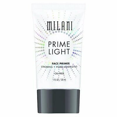 (1) Milani Prime Light Face Primer Strobing Pore Minimizing Oil Free