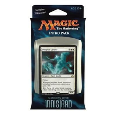 "Magic the Gathering - Shadows over Innistrad: ""Ghostly Tide"" Intro Pack (White)"